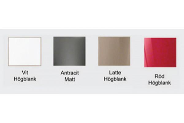 Färger Bordskrukor